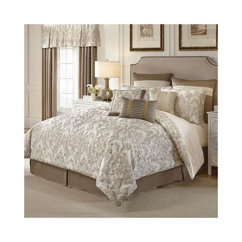 get croscill classics madeline 4 pc comforter set offer