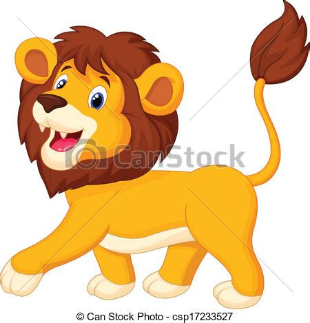 imagenes leones en caricatura ilustraciones de vectores de le 243 n caricatura ambulante