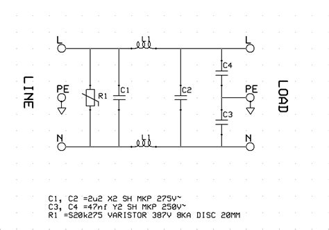 earth inductor practical inverter vfd vsd issue i m getting 122vac on pe terminal
