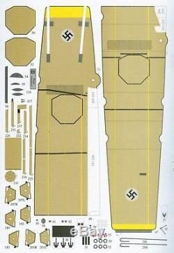 inscale tileicon 400 awt scale 1000 images about ww11 german aircraft carrier on paper cards models and projects
