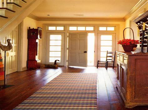 foyer runner rug entryway rug ideas runner stabbedinback foyer how to