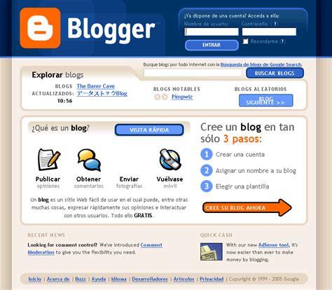 blogger wikipedia blogs bit 225 coras buenas bonitas y gratis crear una