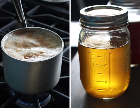 Clarified Butter Shelf by Alton Brown S Ghee And Clarified Butter Recipes