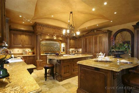 Luxury Designer Kitchens Kitchen Design By Clive Christian 1 Luxury Home Design