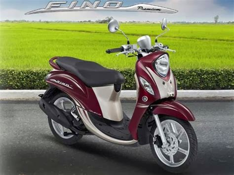 Yamaha Mio S Putih Otr Bogor yamaha fino premium fi merah daftar harga terbaru dan
