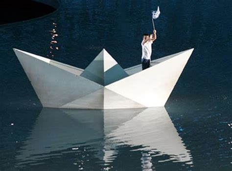origami boat real 31 best origami images on pinterest