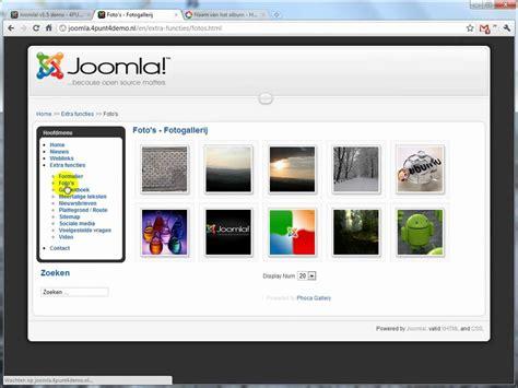 phoca gallery themes joomla 3 0 phoca gallery picasa album koppelen aan phoca gallery in