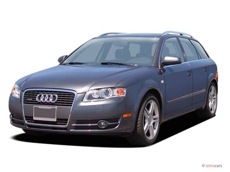 Audi A4 Avant 2006 Review by 2006 Audi A4 Review Ratings Specs Prices And Photos