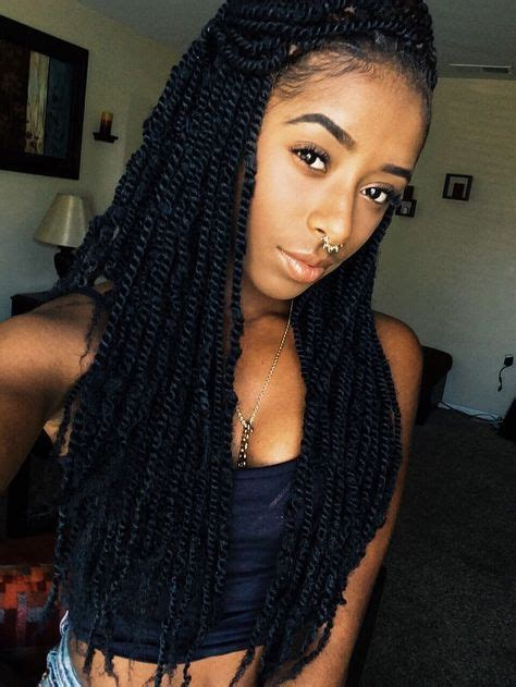 how long can marley twists last 103 best hair done images on pinterest black girls