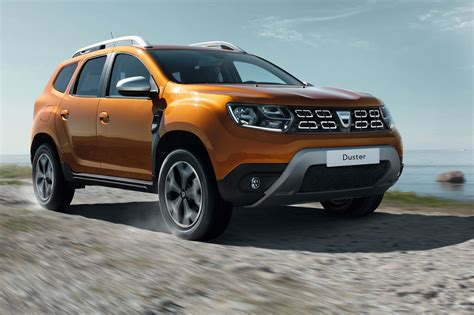 dacia duster new new 2018 dacia duster revealed pictures specs details