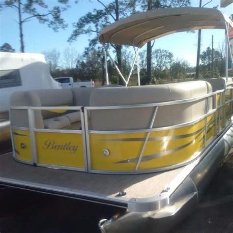 pontoon boats for sale bentley bentley pontoons 220 cruise boats for sale boats