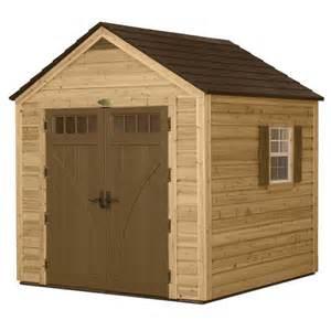 suncast american 8x8 hybrid storage shed wrs8800 free