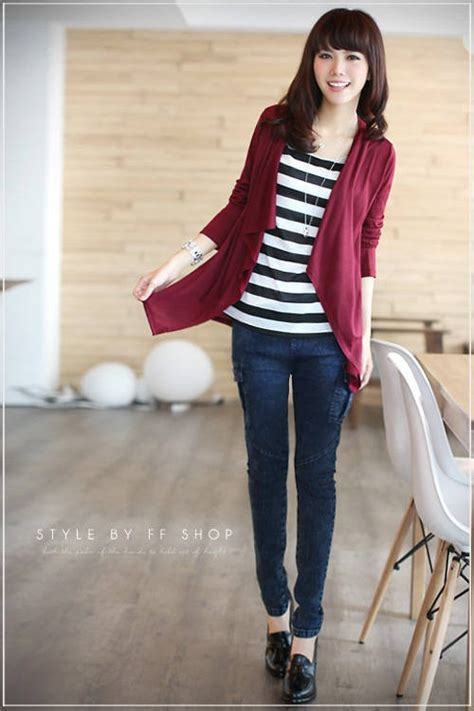 Blouse Bordir Garis Import blouse import panjang modern model terbaru jual murah import kerja