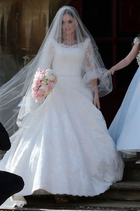 Marriage Gown by The Most Iconic Wedding Gowns In History