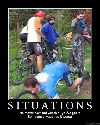 5 Ex Situations You Could Be In by Situations Motivational Posters Humor