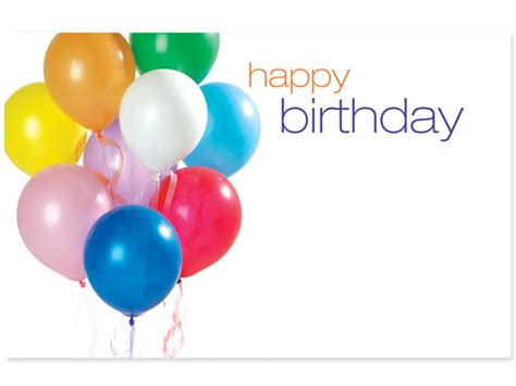 Free Birthday Gift Cards - gift cards