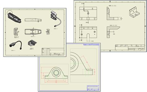 drawing autodesk inventor standards with style cadalyst