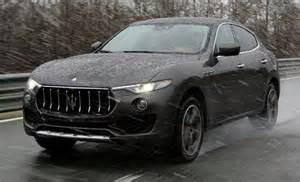 Maserati Truck Price 2017 Maserati Levante Suv Drive Review Car And