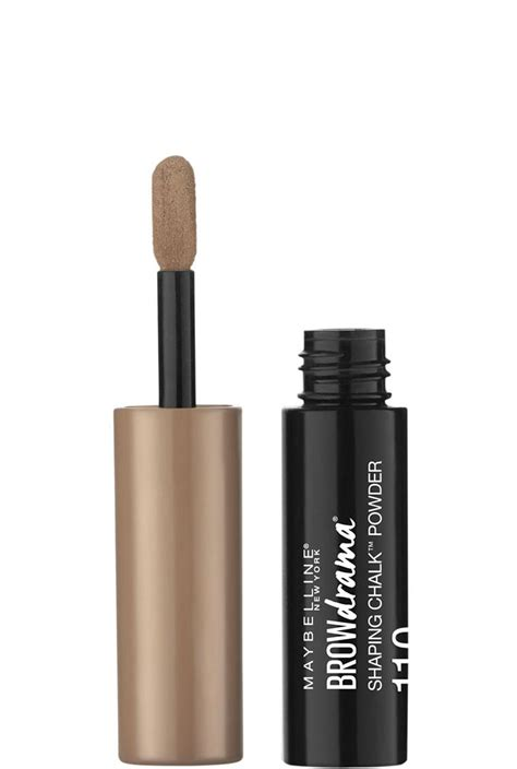 Maybelline Ultra Brow Powder brow drama shaping chalk eyebrow powder maybelline