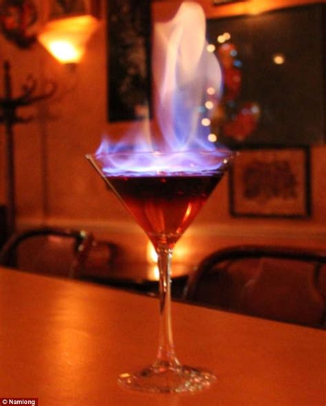 martini flaming the world s most dangerous holiday cocktails revealed