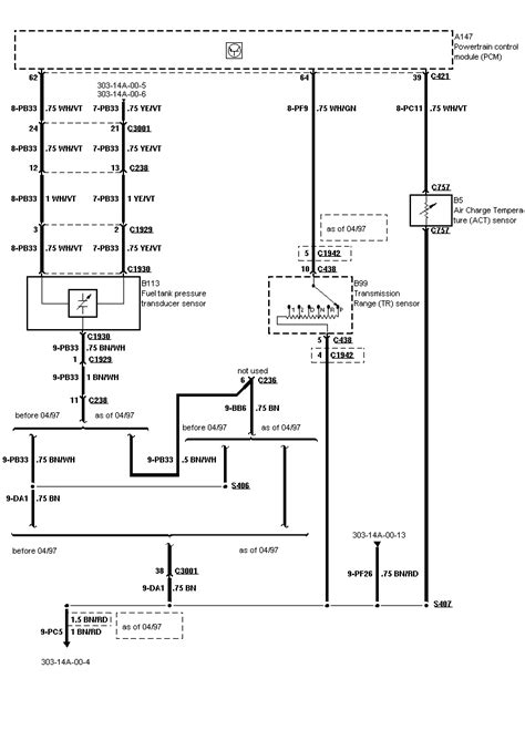 98 ford contour wiring diagram get free image about