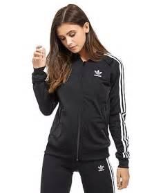 Bench Ladies Jackets Adidas Originals Superstar Track Top Jd Sports