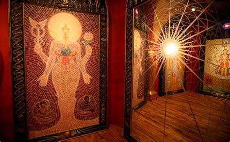 chapel  sacred mirrors art appreciation  require