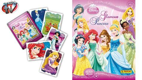 Disney Princess Sparklinh Collection Stories Coloring Stickers disney princess princess sticker album review panini