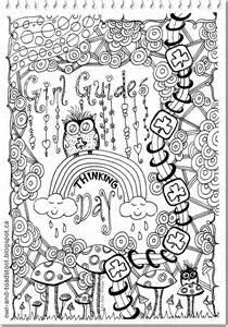 doodle guide owl toadstool guide doodles