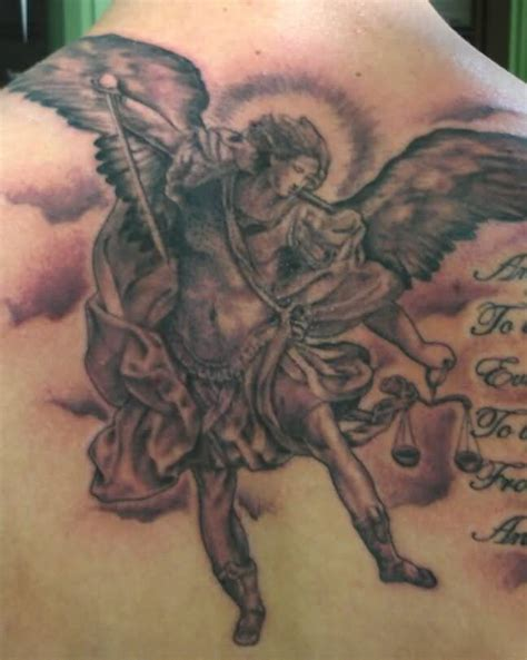 tattoo angel with sword angel tattoos pictures page 5