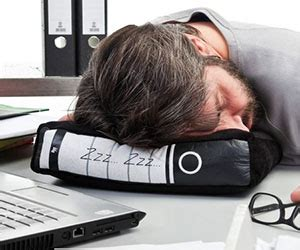 Power Nap Office Pillow by Image Gallery Office Nap Pillow