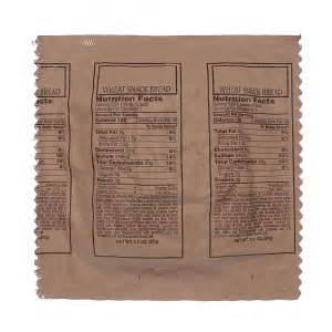 mre meal ready to eat shelf emergency essentials