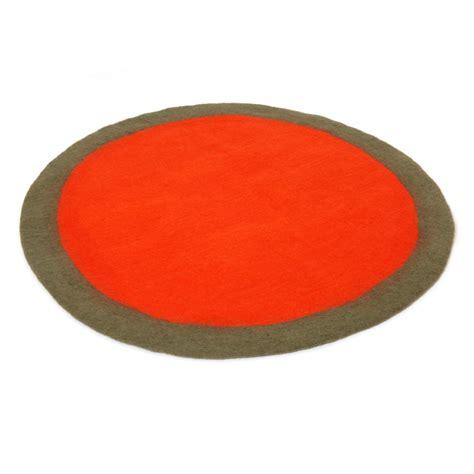 Ordinary Chambre Jaune Fluo  #4: Tapis-lumbini-orange-muskhane.jpg