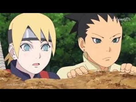 boruto ova boruto ova 1 hd youtube