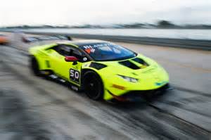 Lamborghini Race With Lamborghini Track Day Randy Pobst Drives Three Hurac 225 Ns