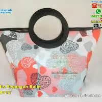 Tas Ransel Mini Motif Bunga souvenir sabun wangi bunga souvenir pernikahan