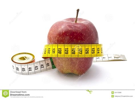 apple diet apple diet royalty free stock images image 24113399