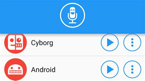 voice apps for android 5 best voice changer apps for android android authority