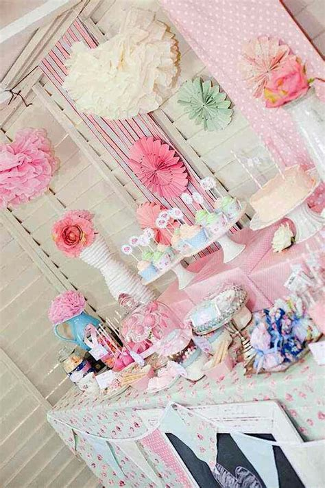 1000 images about party theme vintage shabby chic 1st on
