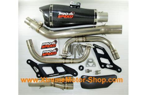 Knalpot Prospeed Viper Series R25mt25 xtrememotor shop