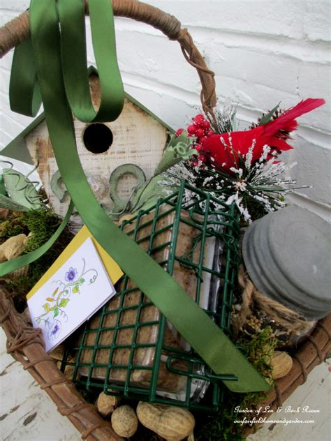 Gift Basket Ideas For Gardeners Diy Gifts For The Gardener Our Fairfield Home Garden