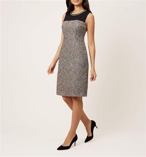 Lucia Dres black lucia dress smart dresses dresses hobbs