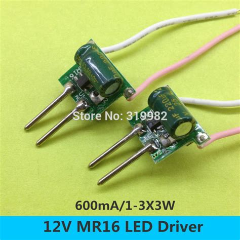Promo Led Driver 2 3 2 3 W 300 Ma Casing Plastik For Panel Led 2 Warn aliexpress buy 20 pcs mr16 2pin 12v led driver 1 3x3w low voltage transformer 2 600ma