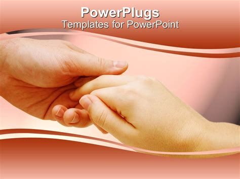 powerpoint templates free download hands powerpoint template two holding hands of a man and woman