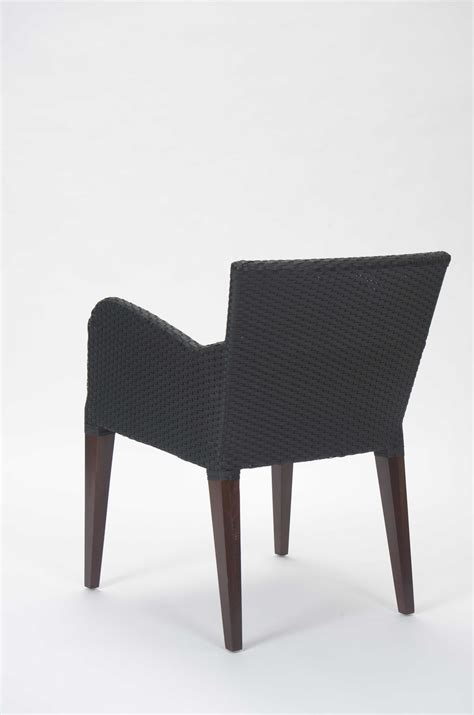 savoy dining chair black leather look pr home