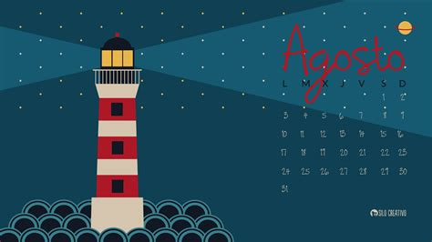 Calendario De Agosto 2015 Calendario Descargable Agosto 2015 Silo Creativo