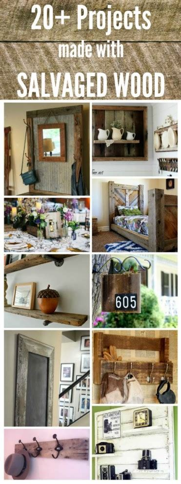 20 quot salvaged quot budget friendly farmhouse projects page 2 farmhouse friday knick of time