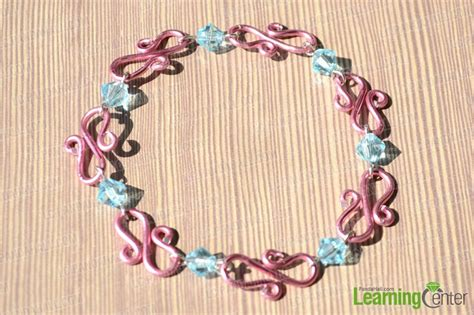 how to make a beaded bracelet with wire wire jewelry design idea how to make bracelets with wire