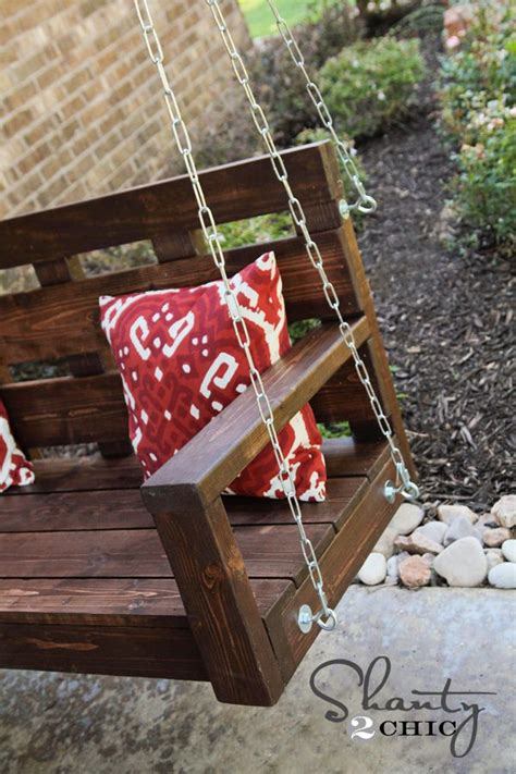 make a porch swing how to make a porch swing woodworking projects plans
