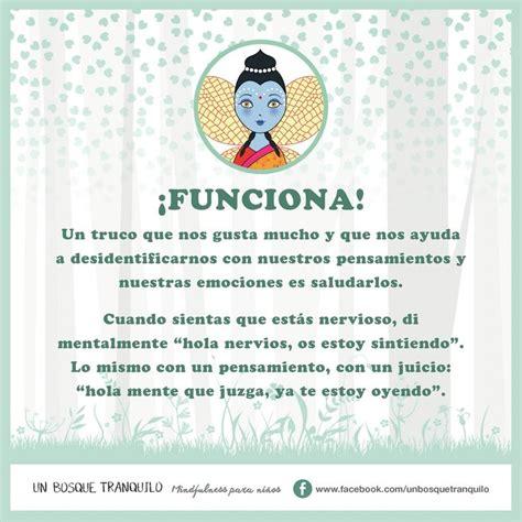 un bosque tranquilo mindfulness 8499501516 habla a tus emociones un bosque tranquilo